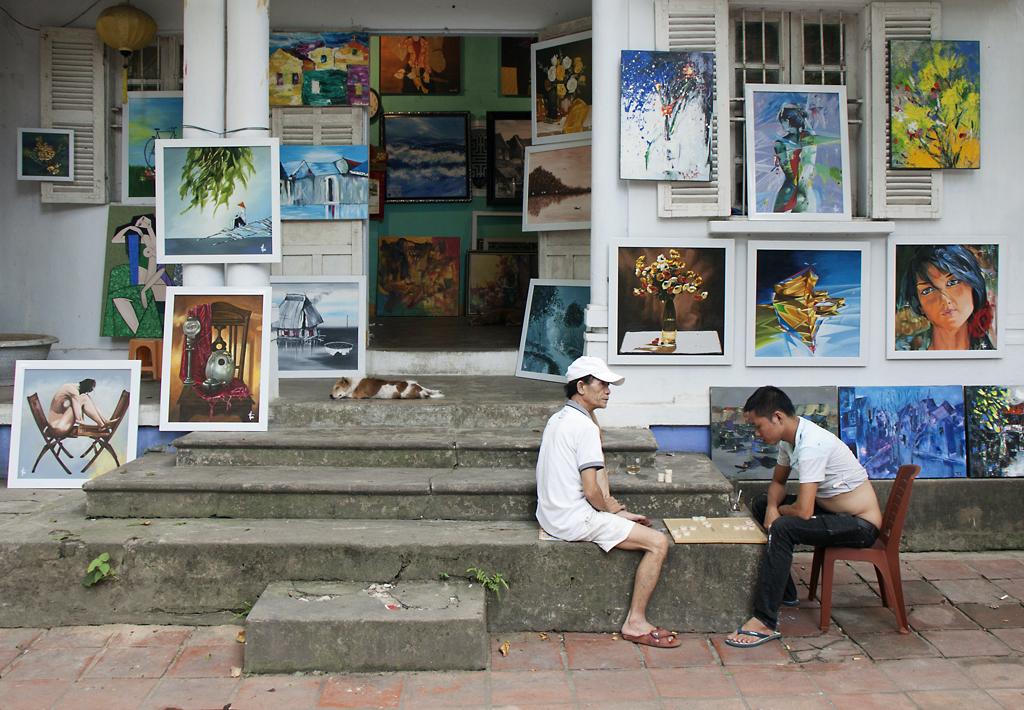 Co Tuong, Hoi An, Vietnam