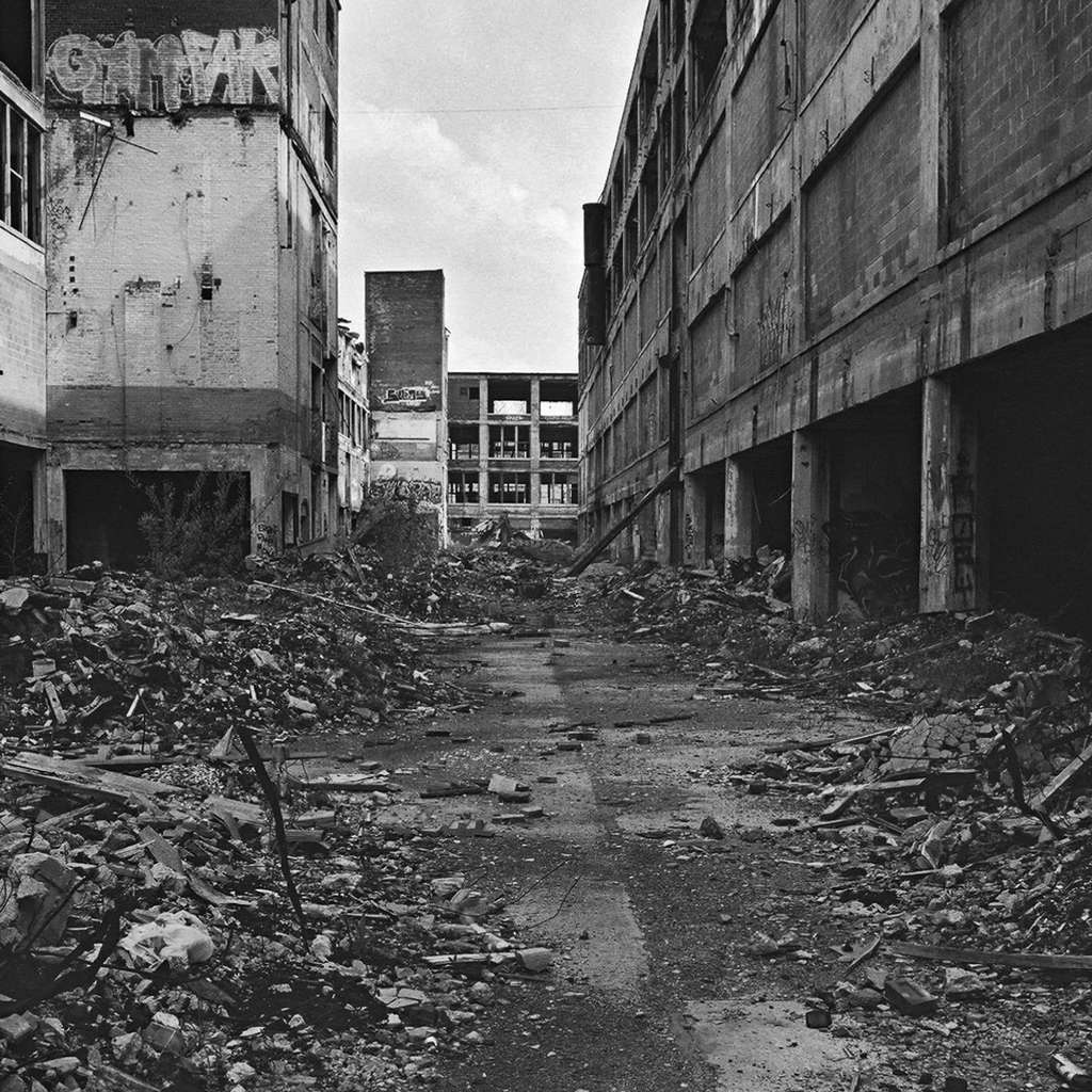 Packard Plant, Detroit, United States