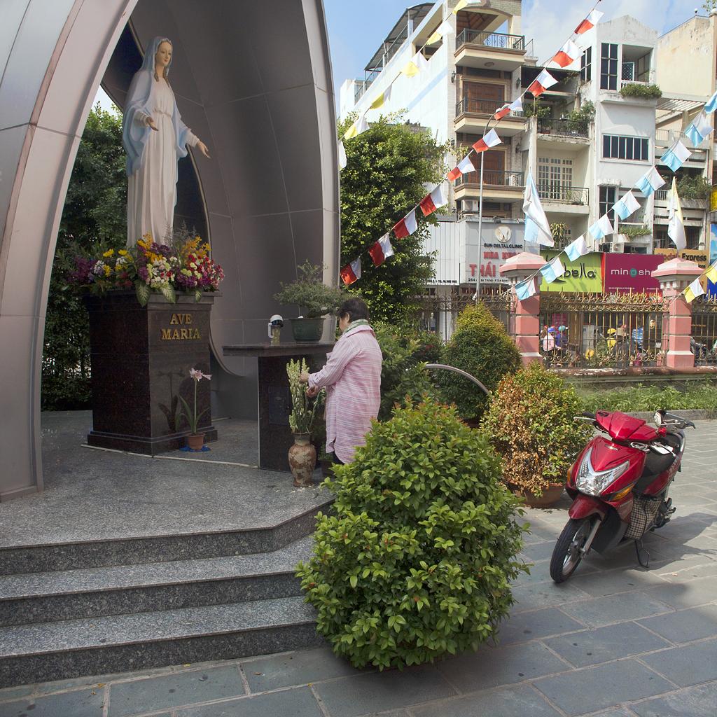 Portrait, Saigon, Vietnam