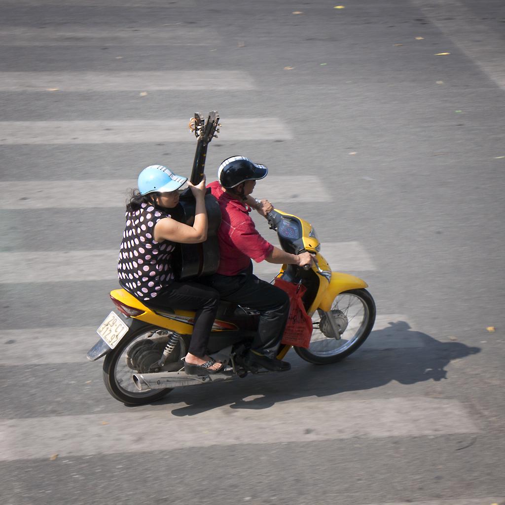 Musicians, Hanoi, Vietnam